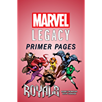 Royals - Marvel Legacy Primer Pages (Royals (2017)) (English Edition)