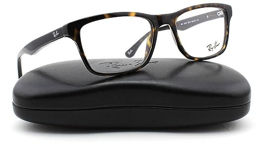 fe70912414 ... usa ray ban rx5279 2012 eyeglasses dark havana frame 53mm. cad47 2d70b