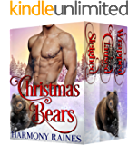 Christmas Bears: BBW Holiday Bear Shifter Paranormal Romance (English Edition)