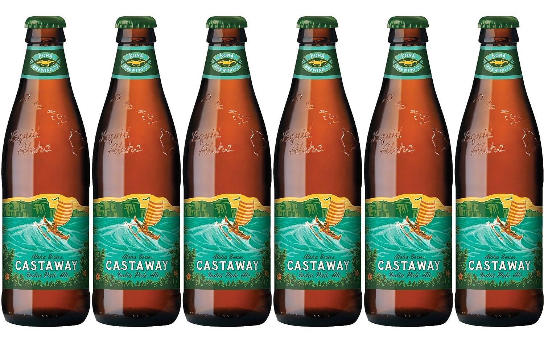 Kona Castaway IPA, 6 x 335 ml: Amazon co uk: Grocery