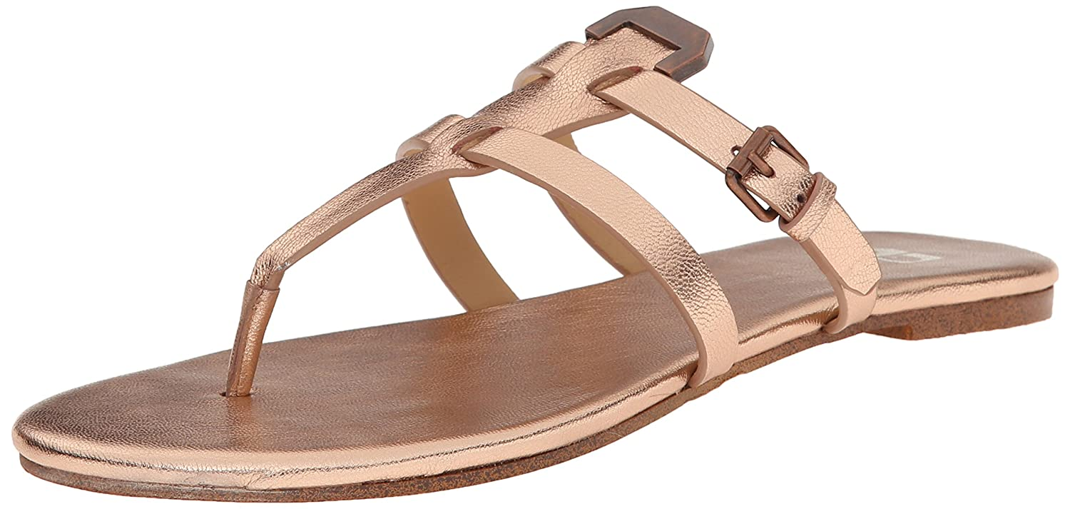 Joes Jeans Womens inch Sandal Copper Size 75