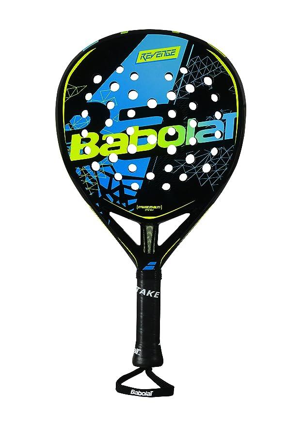 Padel Padel Babolat Revenge 2018: Amazon.es: Deportes y aire libre