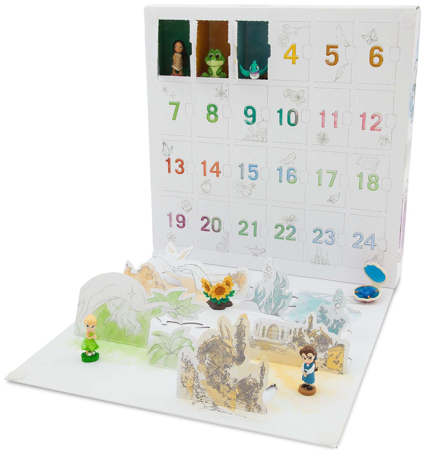 Disney Animators Collection Advent Calendar