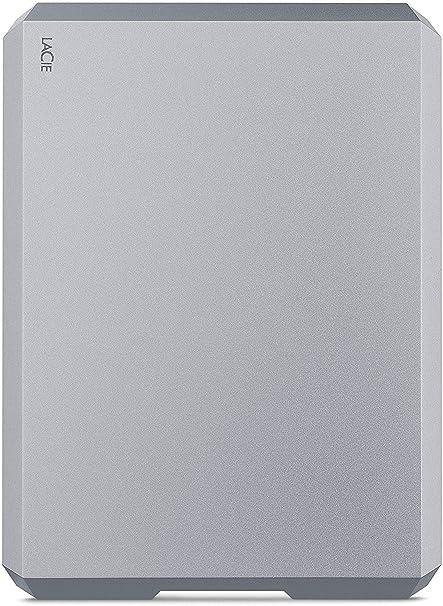 LaCie 1TB Mobile SSD High -Rendimiento External SSD USB-C USB 3.0 ...