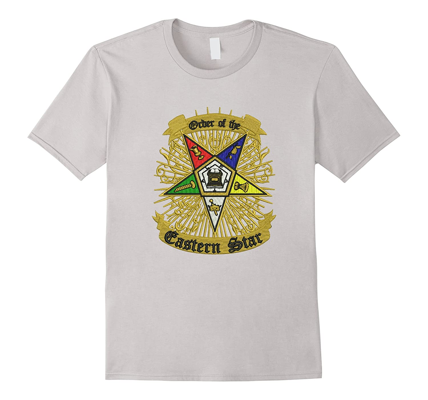 fabc027e Masonic Store: Order of the Eastern Star - PHA OES T-Shirt-ANZ ...