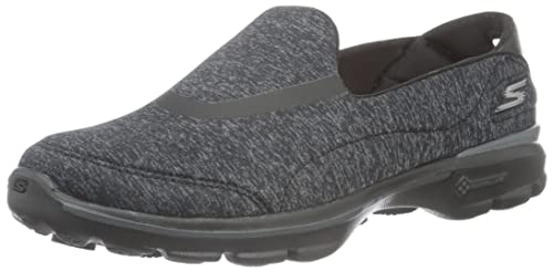 b84a92dec51 Skechers Women s Gowalk 3 Force Low-Top Sneakers  Amazon.co.uk ...