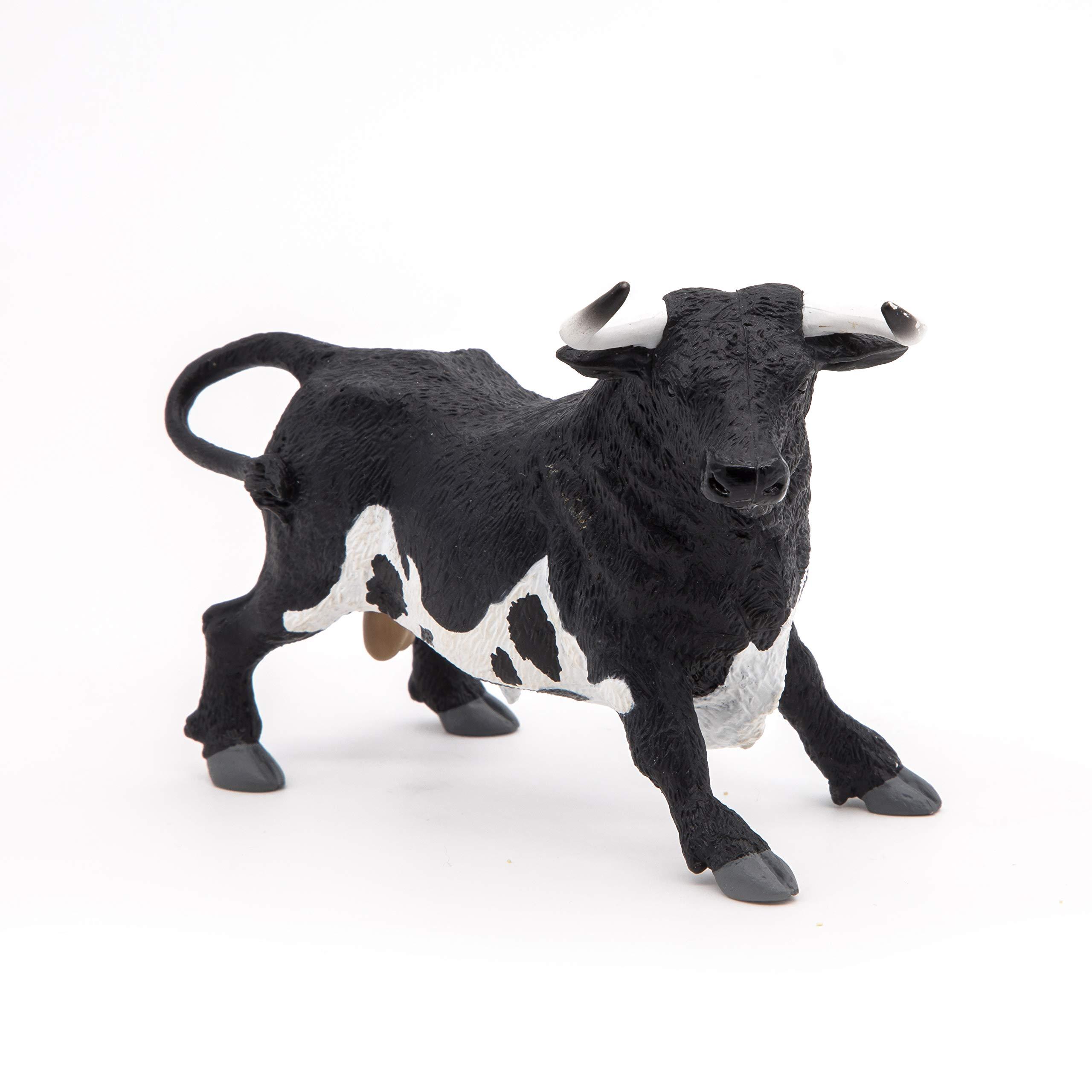 Papo Spanish Bull Toy Figure