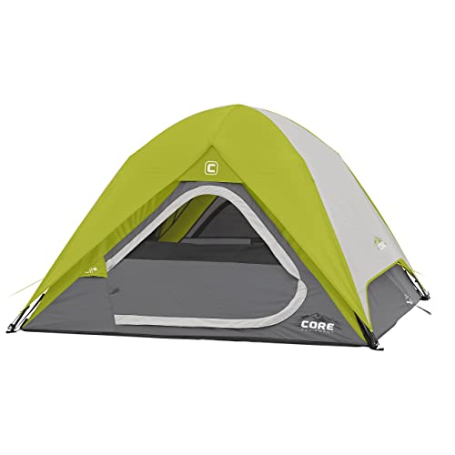 CORE 3 Person Instant Dome Tent - 7' x 7'