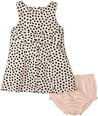 ace0e9678 Amazon.com: Kate Spade New York Baby Girls' Jillian Dress: Clothing