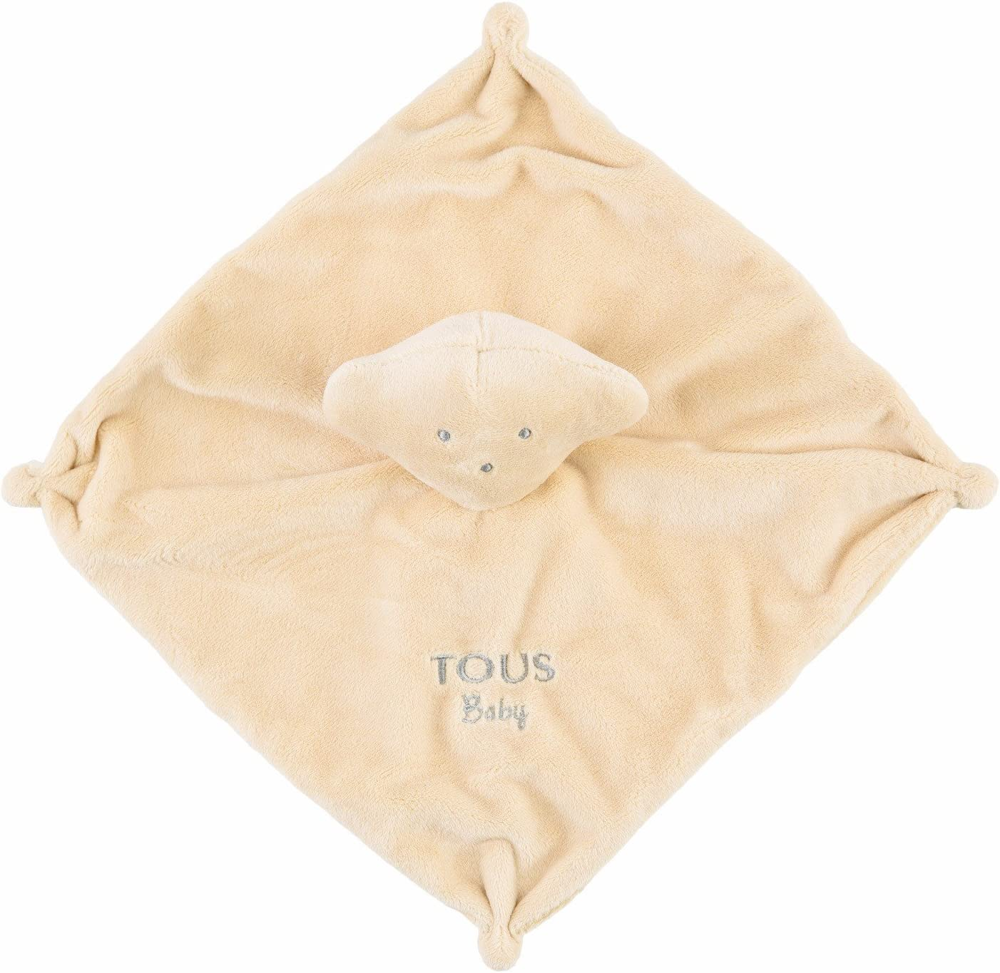 Tous Baby- Mantita de Seguridad, Color Beige (T.Bear-602_00014_0/36M)