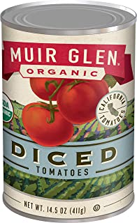 product image for Muir Glen, Tomatoes Diced Organic, 14.5 Ounce