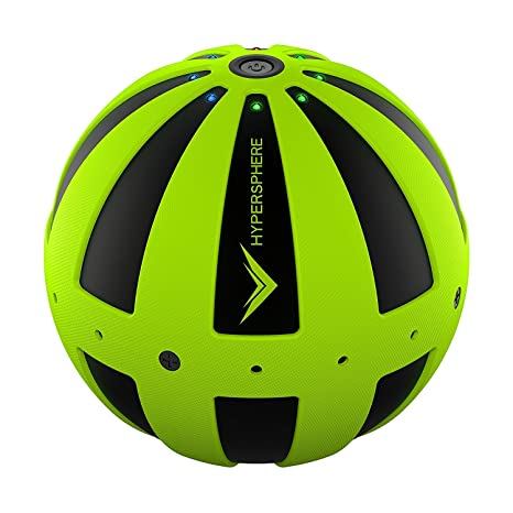 HYPERSPHERE By Hyperice - 3 Speed Localized Vibration Therapy Ball - Ideal  For Sore Muscle Release