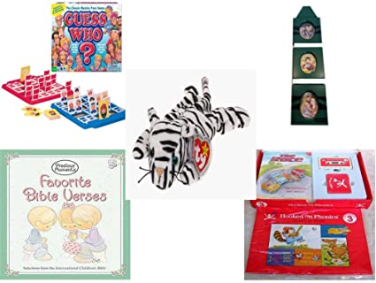 Amazon Childrens Gift Bundle Ages 3 5 5 Piece Guess Who