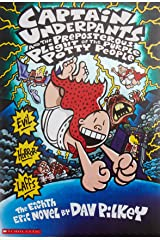 Captain Underpants and the Preposterous Plight of the Purple Potty People Paperback