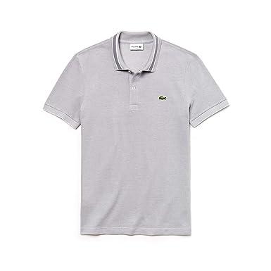 7780bb730a1f3 Lacoste - Polo Manches Courtes Homme - PH4251: Amazon.fr: Vêtements ...