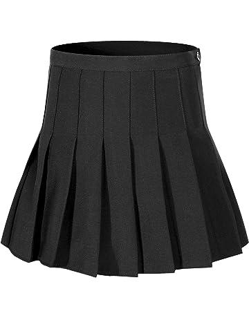 e787c0fe22c4 Beautifulfashionlife Girl`s Short Pleated School Dresses for Teen Girls  Tennis Scooters Skirts