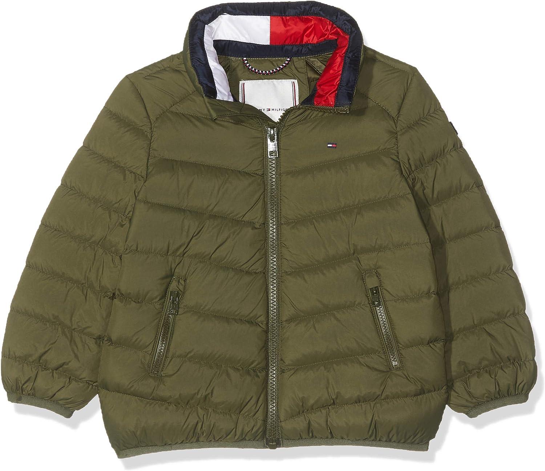 Tommy Hilfiger Unisex Baby U Light Down Jacket Jacke