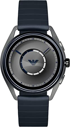 deb57799b2 [エンポリオ アルマーニ]EMPORIO ARMANI 腕時計 MATTEO TOUCHSCREEN SMARTWATCH ART5008 メンズ 【 正規輸入品