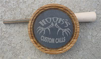 Hooks Custom Calls Exterminator Crystal Friction Turkey Call Review