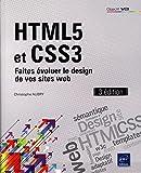 HTML5 et CSS3 - Faites évoluer le design de vos sites web (3e édition)