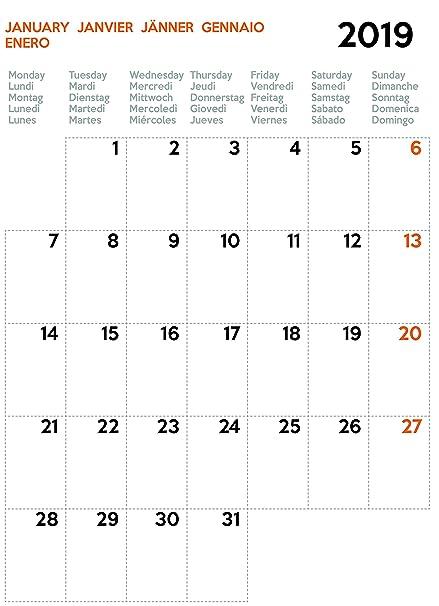 Éditions Uttscheid Planificador-agenda con calendario 2018 ...