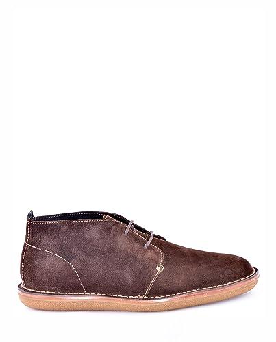 Cole Haan Men's Lewis Chukka Boot, Chestnut Suede, ...