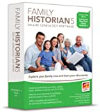 Family Historian 5 Deluxe Genealogy Software (PC)