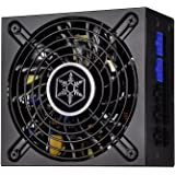 SilverStone Technology SST-SX700-LPT-USA 700W, SFX-L, Silent 120mm Fan with 036DBA, Fully Modular Cable Power Supply SX700-LP