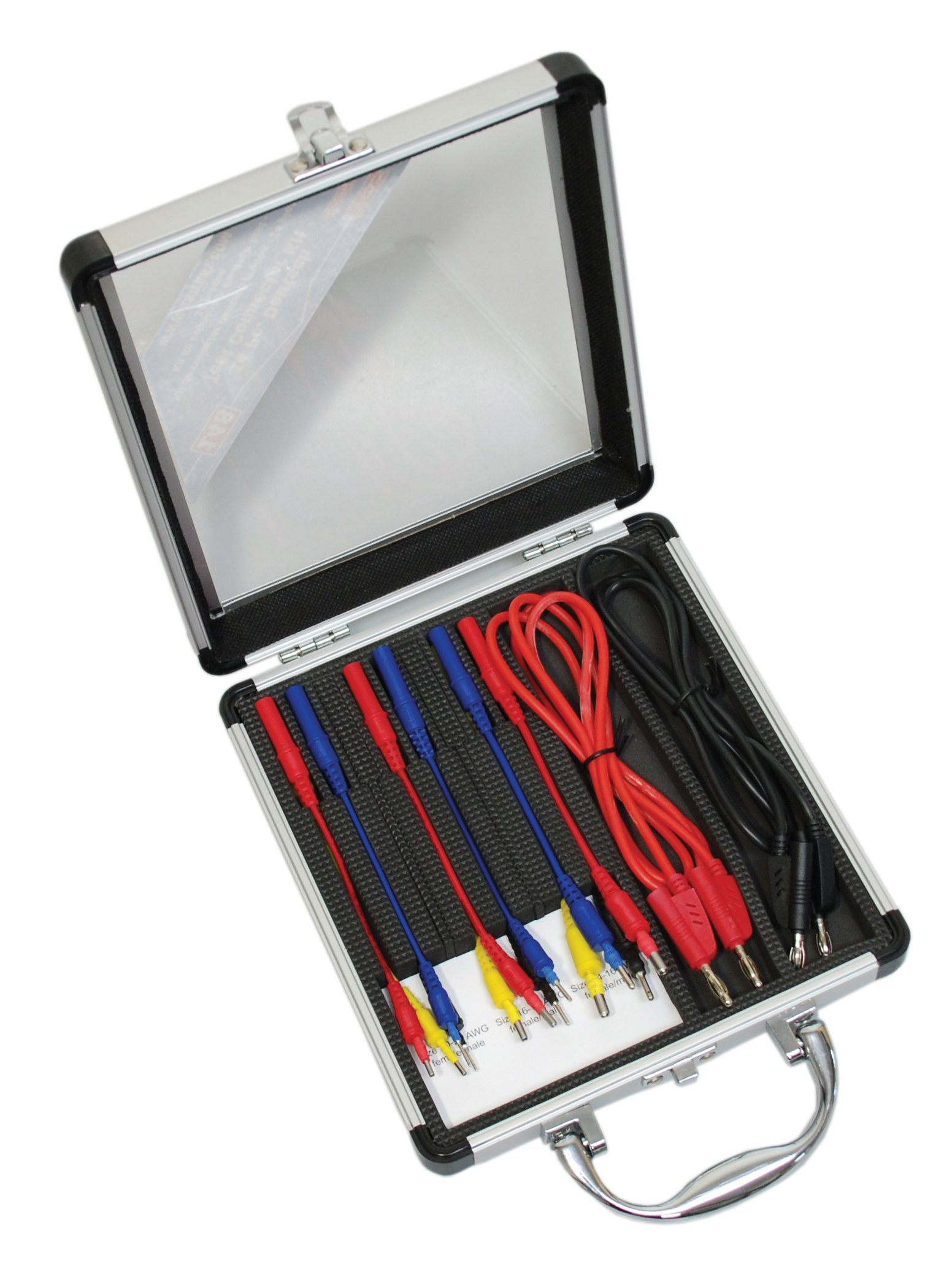 Electronic Specialties 148 14 Piece Deutsch Test Connector Kit