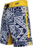 "HIC 21"" Razor Blades 8 Way Octo Super Stretch Boardshorts"