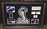 Carroll Shelby signed autographed check AC COBRA