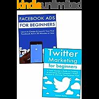 Online Business Marketing via Facebook Ads & Twitter