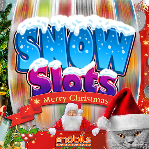 Snow Slots Merry Christmas TV