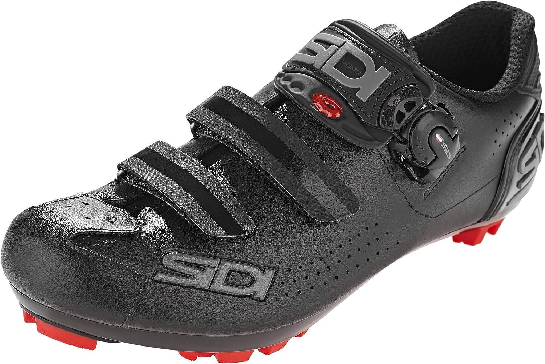 Sidi MTB Trace 2 - Zapatillas de ciclismo para hombre, talla EU 42 2020, color negro: Amazon.es: Zapatos y complementos