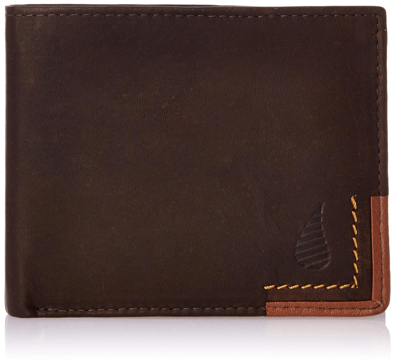 Street Fuel Brown Men's - Wallet (GIFTBOX004DB)