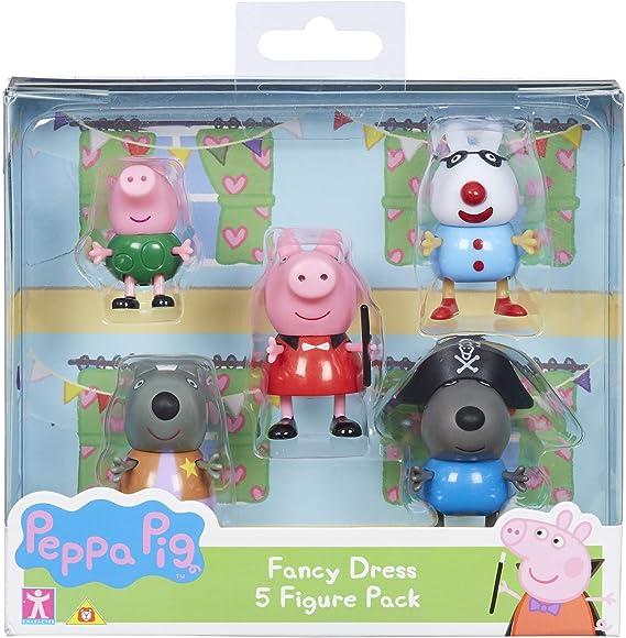 Juguete Fancy Dress de Peppa 06667, (5 Unidades): Amazon.es: Juguetes y juegos