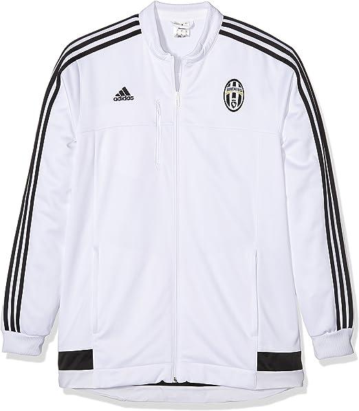adidas Juventus Turin 15 16 Hymnenjacke Fanbekleidung