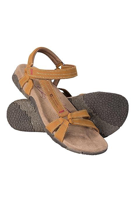 Zapatos marrones de verano Mountain Warehouse para hombre wqE1H66c