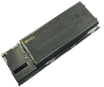 GHU Batería para DELL Latitude D620 D630 620 630 D631 Precision M2300 Batería De 6 Celdas Pc764 Tc030 312-0383 312 A 0.384: Amazon.es: Electrónica
