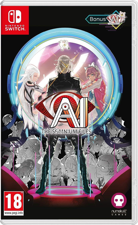 AI: The Somnium Files [Importación inglesa]: Amazon.es ...