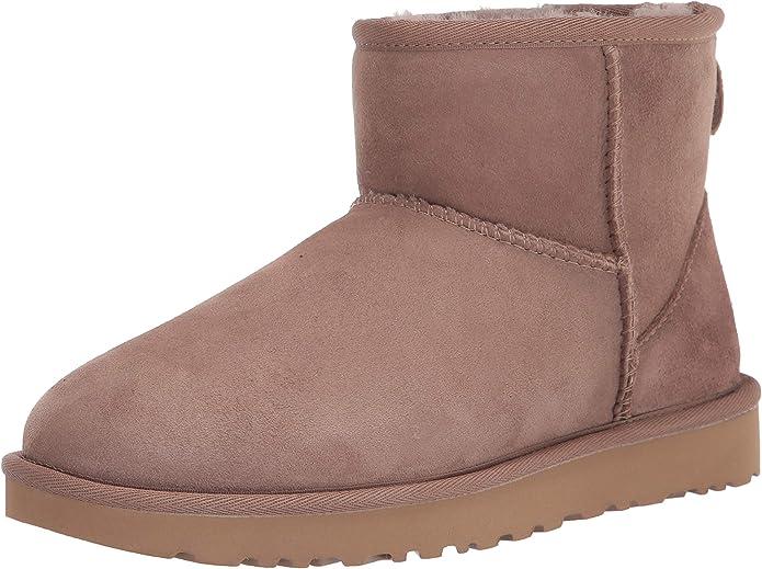 UGG Ladies Classic Mini II Classic Boots - Black, Medium: Amazon.de: Schuhe & Handtaschen