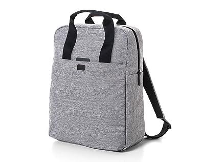 Lexon Unisex Adults Casual Daypack Grey gris Clair  Amazon.co.uk ... 62817328e889b