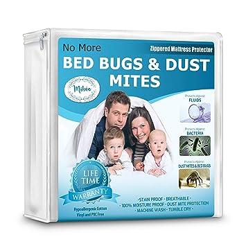 crib pillow top mattress pad Amazon.com: Mattress Protector & Allergen Bed Cover Pads   Queen  crib pillow top mattress pad