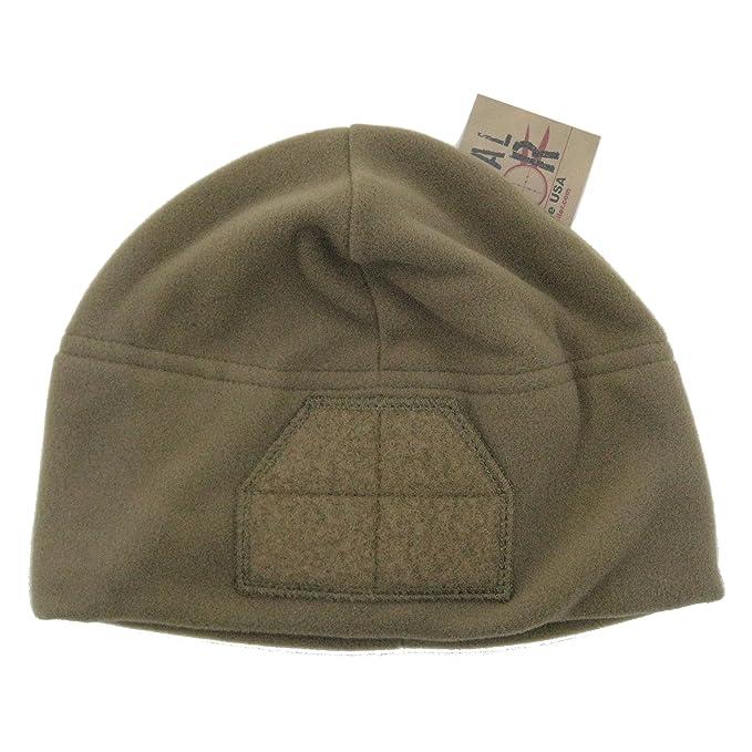 9330bc785a4 Mil-Spec Monkey Fleece Watch Cap (Coyote Brown) at Amazon Men s ...