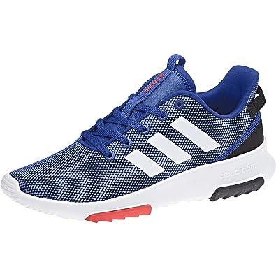 222f10e7f49 adidas Boys  Cloudfoam Racer Tr Jungen Low-Top Sneakers  Amazon.co ...