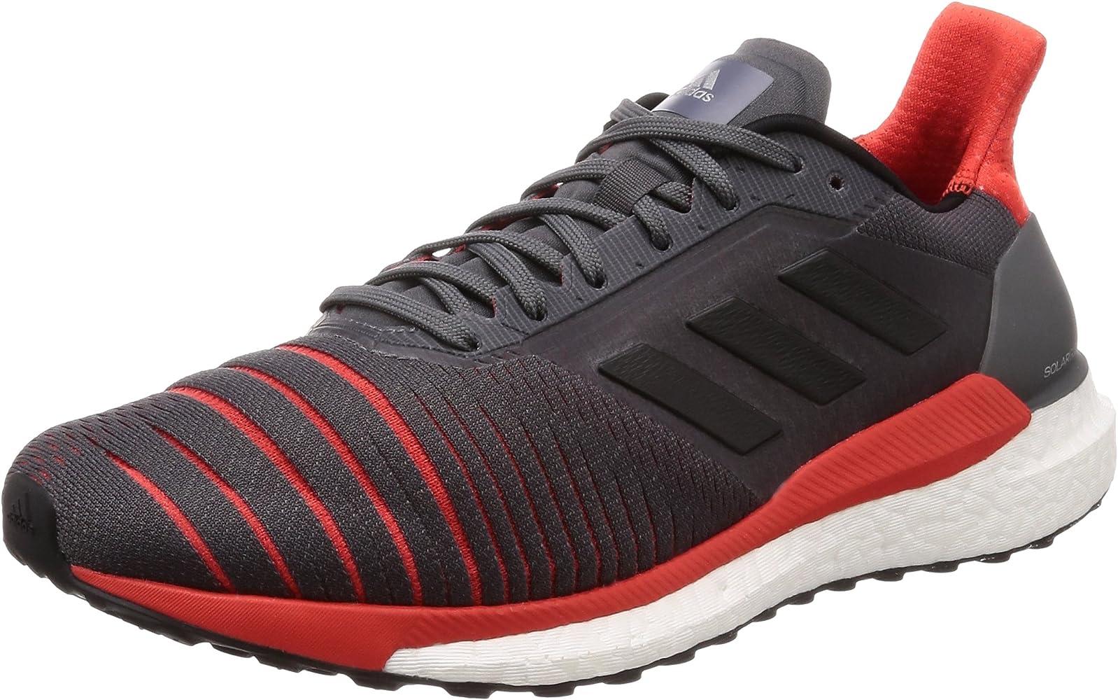 adidas Solar Glide M, Zapatillas de Running para Hombre, Gris ...