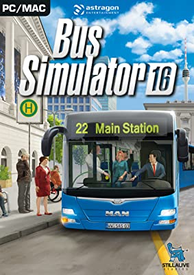 Bus Simulator 16 [Online Game Code]