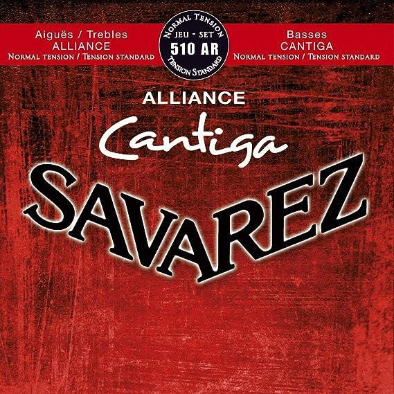 Savarez 510AR Nylon Classical Guitar Strings