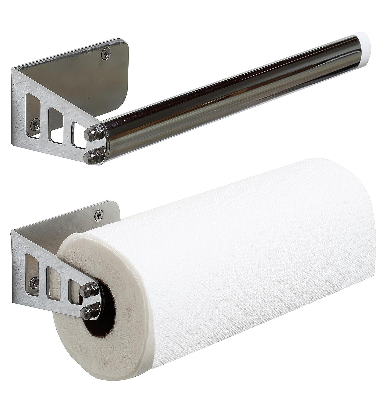 Kitchen Towel Holder Shop Amazoncom Paper Towel Holders