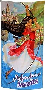 Disney Elena of Avalor Swing 28x58-inch Beach Towel